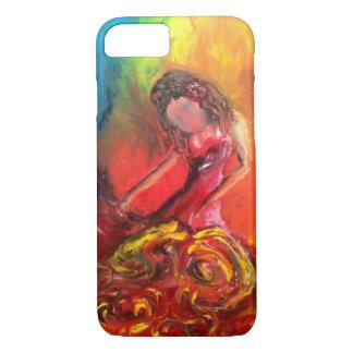 Bailarín del flamenco funda iPhone 7