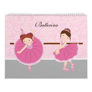 Bailarina Calendarios De Pared