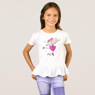 Bailarina Camiseta
