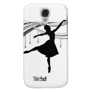 Bailarina en el punto iPhone3G