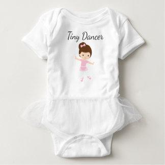 Bailarina minúscula del bailarín body para bebé