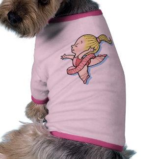 Bailarina Camisetas Mascota