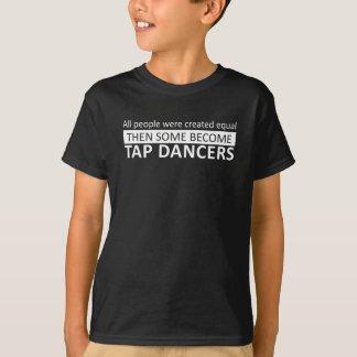 Bailarines de golpecito camiseta