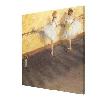 Miles de diseños de lienzos con diseños de bailarinas en Zazzle