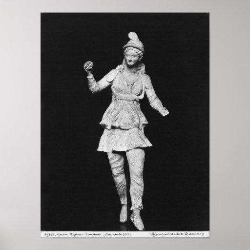 Baile de Attis, período helenístico Poster