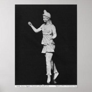 Baile de Attis, período helenístico Póster