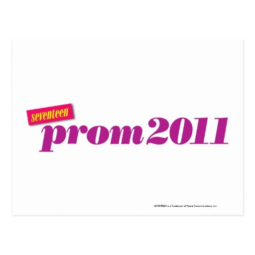 Baile de fin de curso 2011 - Púrpura Postal