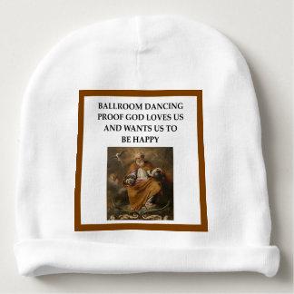 baile de salón de baile gorrito para bebe
