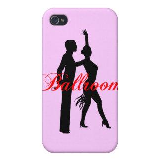 Baile de salón de baile iPhone 4 cárcasas