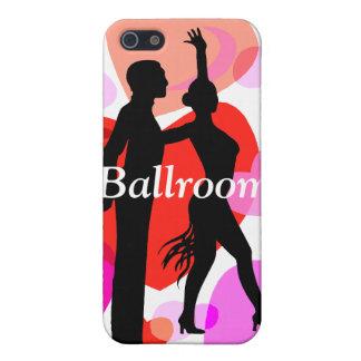 baile de salón de baile iPhone 5 carcasa