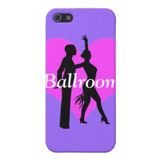 baile de salón de baile iPhone 5 cárcasas