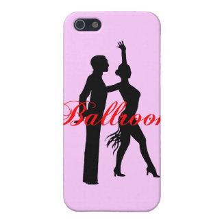 Baile de salón de baile iPhone 5 protectores