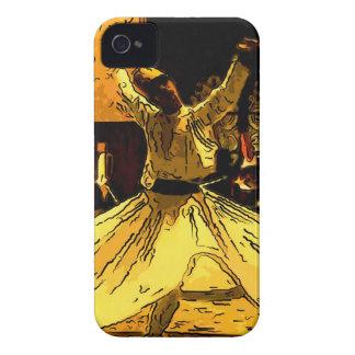 baile del muchacho del sufi Case-Mate iPhone 4 protector