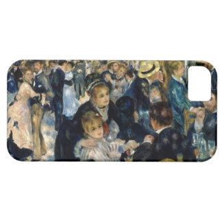 Baile en el la Galette de Le Moulin de por Renoir iPhone 5 Funda
