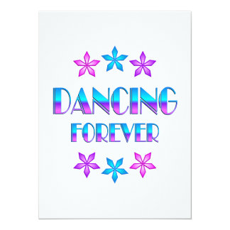 Baile para siempre comunicado personal