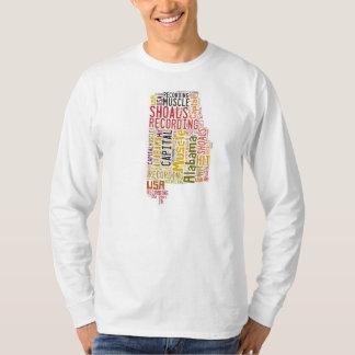 Bajíos del músculo, Alabama, capital de Camiseta