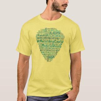 Bajíos del músculo - en una selección camiseta