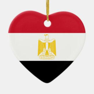 ¡Bajo costo! Bandera de Egipto Adorno De Cerámica
