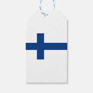 ¡Bajo costo! Bandera de Finlandia Etiquetas Para Regalos