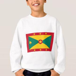 ¡Bajo costo! Bandera de Grenada Sudadera