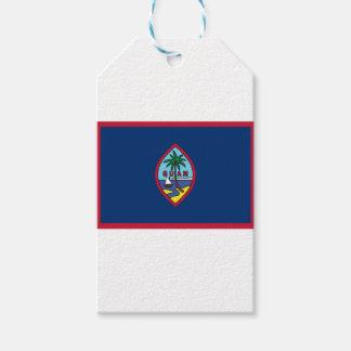 ¡Bajo costo! Bandera de Guam Etiquetas Para Regalos