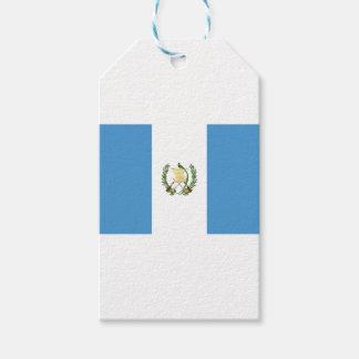 ¡Bajo costo! Bandera de Guatemala Etiquetas Para Regalos