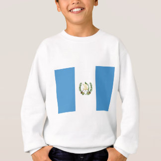 ¡Bajo costo! Bandera de Guatemala Sudadera