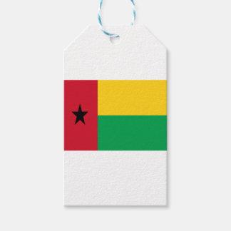 ¡Bajo costo! Bandera de Guinea-Bissau Etiquetas Para Regalos