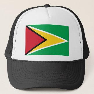 ¡Bajo costo! Bandera de Guyana Gorra De Camionero