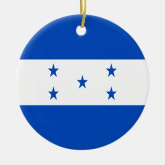 ¡Bajo costo! Bandera de Honduras Adorno De Cerámica