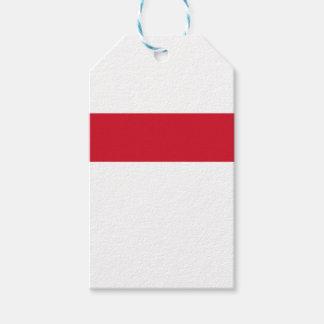 ¡Bajo costo! Bandera de Indonesia Etiquetas Para Regalos