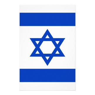 ¡Bajo costo! Bandera de Israel Papelería