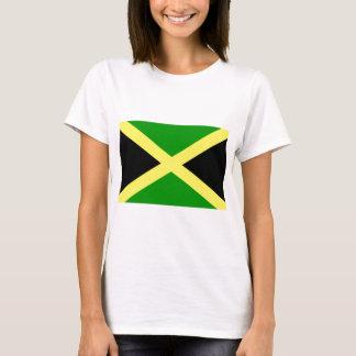 ¡Bajo costo! Bandera de Jamaica Camiseta