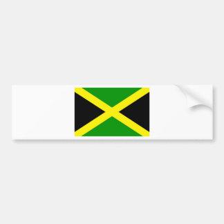 ¡Bajo costo! Bandera de Jamaica Pegatina Para Coche
