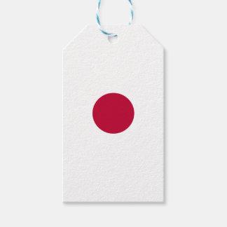 ¡Bajo costo! Bandera de Japón Etiquetas Para Regalos