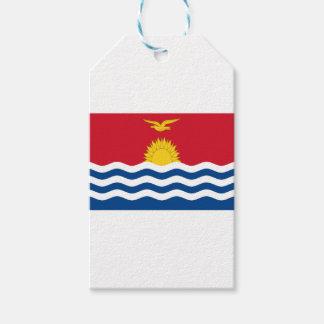¡Bajo costo! Bandera de Kiribati Etiquetas Para Regalos