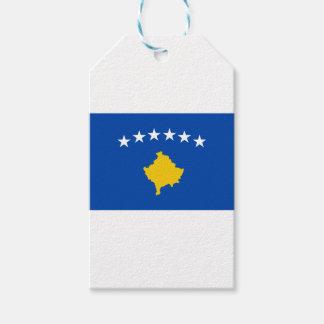 ¡Bajo costo! Bandera de Kosovo Etiquetas Para Regalos