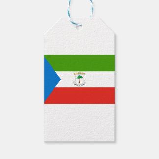 ¡Bajo costo! Bandera de la Guinea Ecuatorial Etiquetas Para Regalos