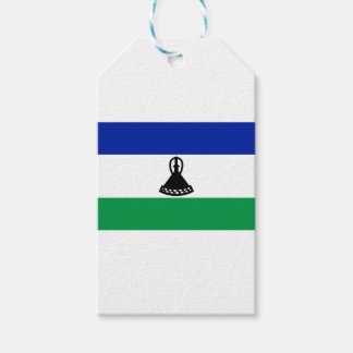 ¡Bajo costo! Bandera de Lesotho Etiquetas Para Regalos