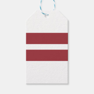 ¡Bajo costo! Bandera de Letonia Etiquetas Para Regalos