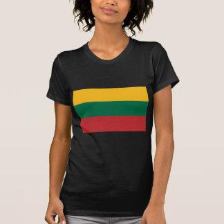¡Bajo costo! Bandera de Lituania Camiseta