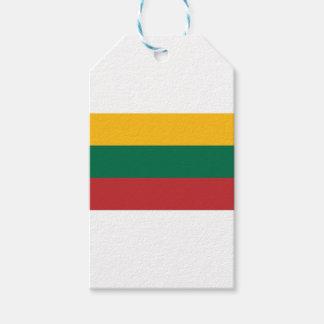 ¡Bajo costo! Bandera de Lituania Etiquetas Para Regalos