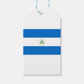 ¡Bajo costo! Bandera de Nicaragua Etiquetas Para Regalos