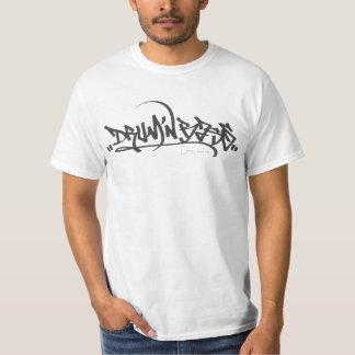 Bajo de N del tambor de la pintada ' Camiseta