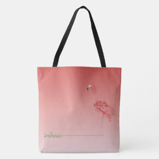 balanza del _del _de la bolsa de asas del flamenco