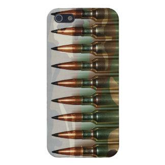 Balas de Camo iPhone 5 Cárcasas