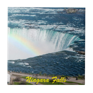 Baldosa cerámica de Niagara Falls