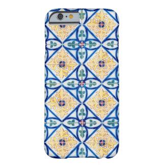 Baldosas cerámicas funda para iPhone 6 barely there