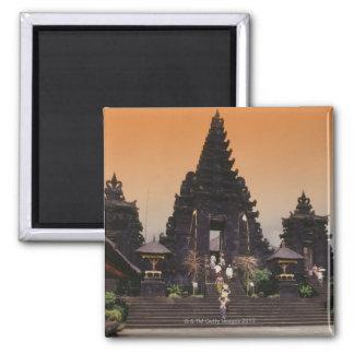 Bali, Indonesia Imán Cuadrado