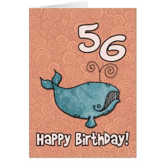ballena de BD - 56 Felicitaciones